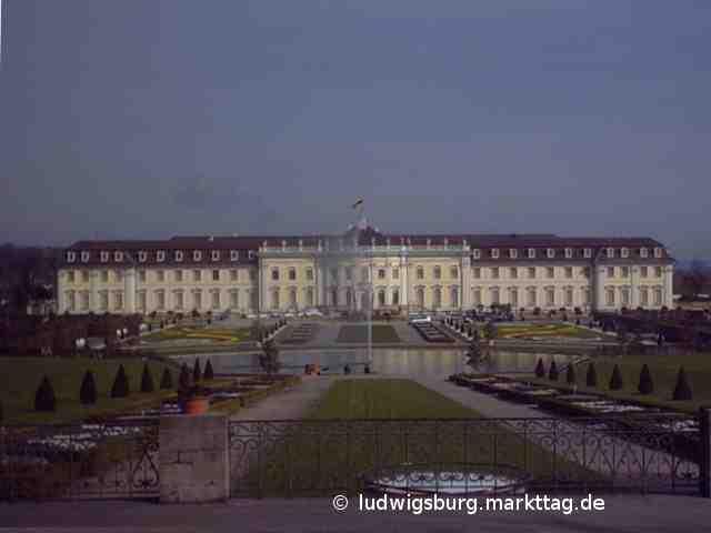 Schlo&szlig Ludwigsburg
